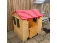 Little trikes playhouse