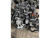 Volkswagen polo 2013 1.2 tdi Diesel engine complete cfw