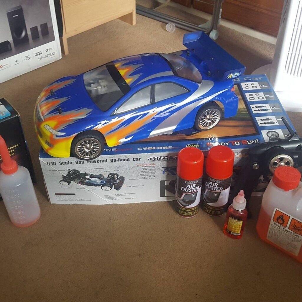 Nitro rc car for sale