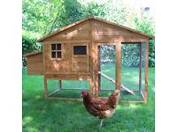 """Brand New """"Liese"""" Chicken Coop"""
