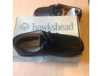Brand New Men Shoes black quality leather size 11/45
