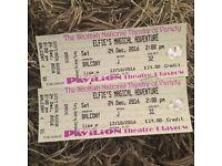 Elfies magical adventure panto tickets