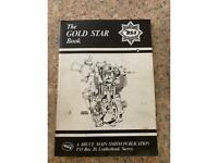 BSA Gold Star book