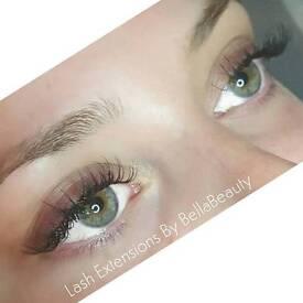 Eyelash Extensions Individual £40