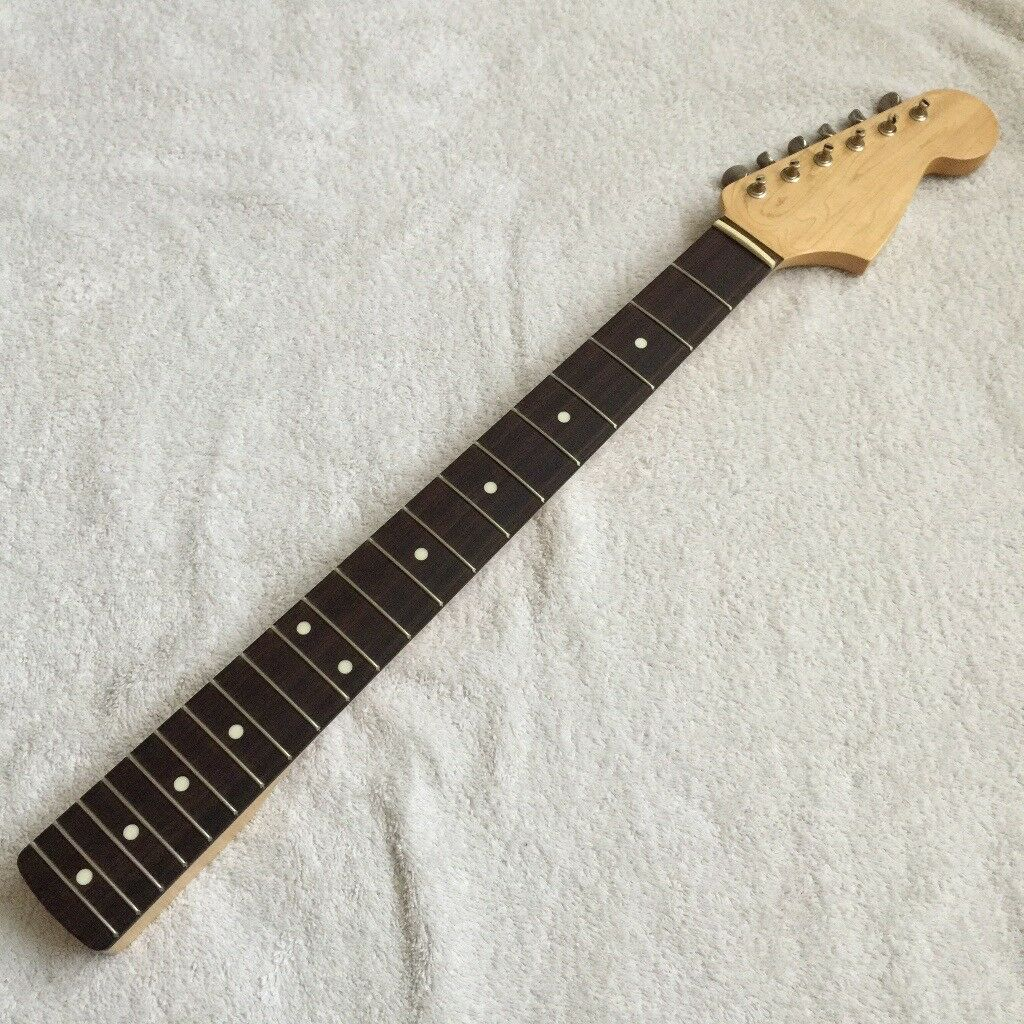Fender Jazzmaster Neck By Allparts USA Rosewood Fingerboard