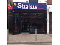 Sizzlers Takeaway Business for sale