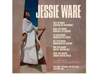 *FRONT ROW* JESSIE WARE TICKETS HAMMERSMITH APOLLO 28th MARCH 2018