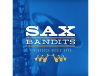 Saxophone players wanted for all-saxophone community band! All ages & abilities welcome.