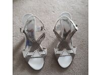 Sandals - BRAND NEW - Size 4 1/2 - Marks and Spencers