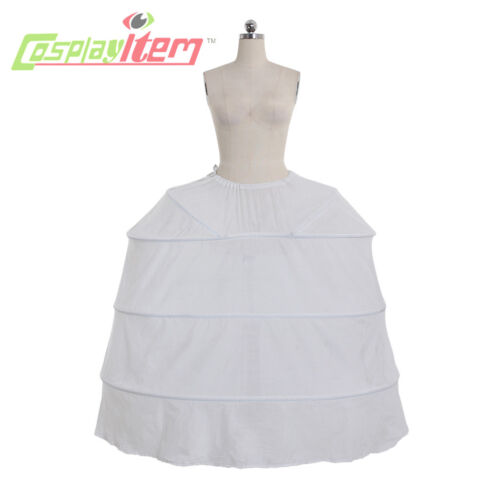 US SHIPPING IN STOCK CAGE PANNIER PETTICOAT FOR BAROQUE MARIE ANTOINETTE DRESS