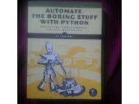 Automate The Boring Stuff With Python. Python Programming Book