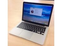 "Apple MacBook Pro, 13"" Retina Display - Mid 2014 - i5 8GB - Perfect condition"