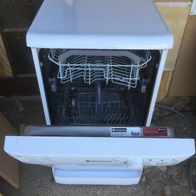 Hotpoint 500mm Dishwasher