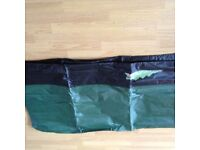Windbreaks 16 ft long 4 1/2 ftt high in very Good condition