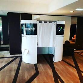For sale; photobooth company along with props ect