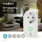 Wi-Fi smart plug | Stroommeter | Schuko type F | 16A