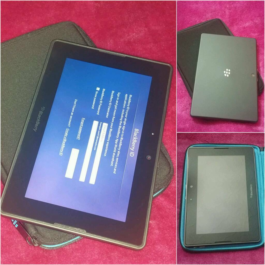 BlackBerry Playbook Tablet 32GB , WiFi, | in Wolverhampton, West Midlands |  Gumtree