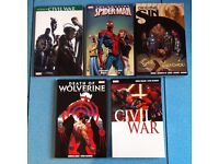 MARVEL Graphic Novels/TPB - Collection or Sold Separately