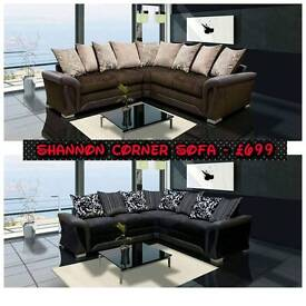 Shannon Corner Sofa