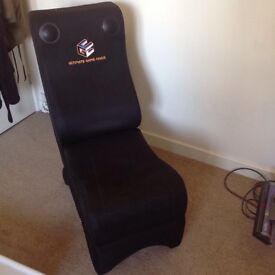 Gaming chair as new..no leads