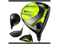 Nike vapour driver for sale been used a handful of times no scratches or marks at all £120