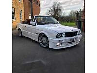 BMW E30 Convertible for sale stunning looking car.!!