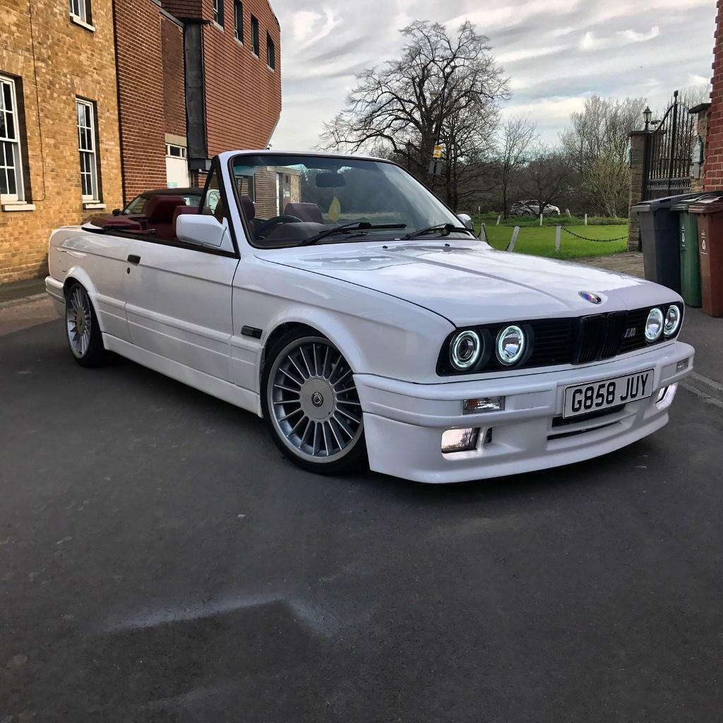 Bmw E30 Convertible For Sale – Best BMW Model