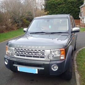 2006 LANDROVER DISCOVERY 3