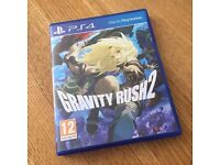 Gravity Rush 2 - Sony Playstation 4 Game - Amazing PS4 Action Adventure Game Like New