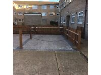New secluded parking space for your car (Sudbury Hill Harrow HA1)