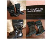 Clarks Boots size 12G