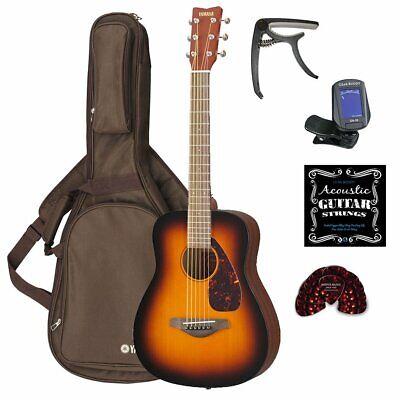 Yamaha JR2 3/4 Junior Acoustic Guitar Bundle