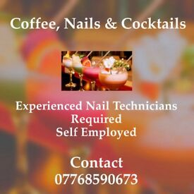 Looking to rent a nail desk in a busy beauty salon ???