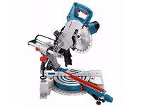 Bosch GCM 800 SJ Sliding Mitre Saw Single Bevel 8″ 216mm 110v GCM800SJ