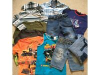 Boys clothes bundle for 6-7 years