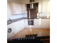 One bed flat Plymouth City Centre Location fully fitted kitchen video entry