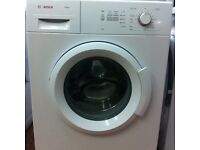 BOSCH 6 KG CAPACITY 1400 SPIN WASHING MACHINE WITH**WARRANTY**