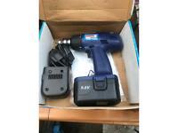 9.6 volt cordless drill