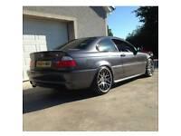 BMW E46 318CI 2L