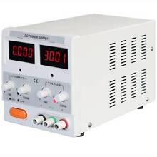 Adjustable Single Output Dc Power Supply With 2 Led Displays 30v Woolloomooloo Inner Sydney Preview