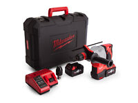 Brand New Boxed Milwaukee HD18HX-402C RRP £420 - Receipt & Warranty