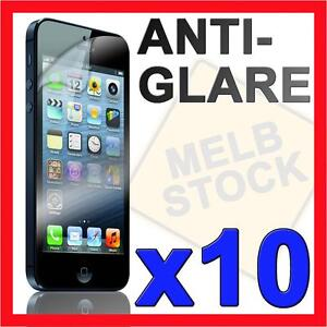 10x-Anti-Glare-Matte-Screen-Protector-for-Apple-iPhone-5S-5C-5-5G-LCD-Film-Guard