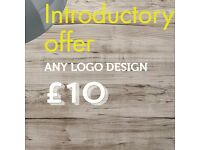 Logo offer for only £10