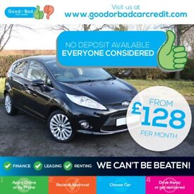 Ford Fiesta 1.4 Titanium 5dr / Drive Away Today!