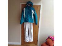 Ladies ski outfit