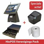 HioPOS Verenigings Pack, All-in-one touchscreen kassa pakket