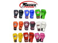 Twin Muay Thai Boxing Gloves & FREE Hand Wraps RRP £80
