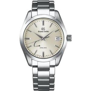 NEW I BOX Grand Seiko Spring Drive SBGA283 IN STOCK 3 YEAR WARRANTY AUTHORIZED DEALER MADE IN JAPAN