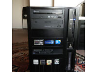 PC case with Windows 7 internal drive for sale