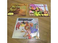Vintage Children's Vinyls